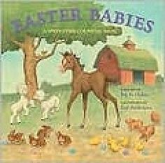 Easter Babies: A Springtime Counting Book by Joy N. Hulme - Presents numbers from one to twelve in illustrations of baby animals on a farm, children playing on a playground, and church bells ringing to welcome Spring. Great Books, My Books, Bunny Book, Sterling Publishing, Easter Books, Counting Books, Cute Bunny, Adorable Bunnies, Spring Time