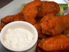 Red Eye and Cider Brew House Wings recipe from Diners, Drive-Ins and Dives via Food Network
