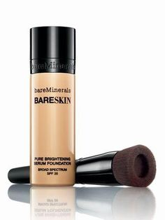BareMinerals' new foundation was our minds completely blown!