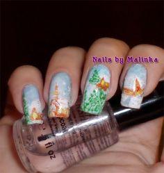 Nails by Malinka: Winter