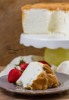 Angel Food Cake recipe from Scratch so much better than store bought!