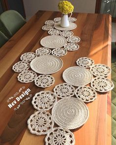 # Tablecover # team # information # and # order # to write # from # DM… – crochet pattern Crochet Quilt, Thread Crochet, Crochet Crafts, Knit Crochet, Crochet Table Runner, Crochet Tablecloth, Crochet Carpet, Crochet Ornaments, Bargello