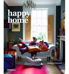 The essential guide to making a home that suits your needs perfectly, combining inspirational photographs from a wealth of stylish homes with down-to-earth hints and tips. Happy Home provides specific advice for each room in the house, as well as a guide to the basic principles of making a happy home.