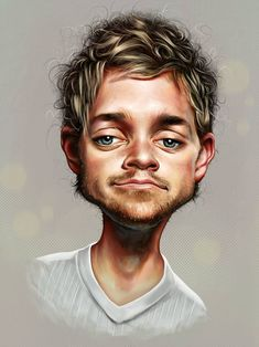 celebrity Caricature #funny #faces #celebrity #caricatures #cool