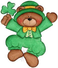 Laurie Furnell - Irish bear