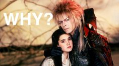 Where does Jareth's obsession with Sarah come from. This article gives a compelling and imaginative perspective. Labryrinth