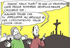 Gesù e l'articolo 18