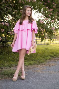 lonestarsouthern off the shoulder // 5 ways to style ots  #fblogger #styletips #summerstyle