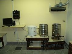 At the moment I decided to build HERMS I got two kegs and plastic bucket. I decided to use bucket for HLT only temporary, but with time it turned out as cheap and functional solution, it is made from HDPE(High-density polyethylene) which can withstand higher temperatures (120 C/ 248 F for short periods, 110 C... Read more »