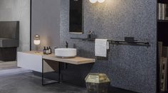 Architektur, Planung und Design - Formdepot Double Vanity, Bathroom Lighting, Mirror, Furniture, Home Decor, Ground Floor, Decorating Ideas, Interior Designing, Bathing