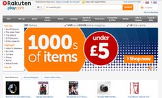 June Really Hot Deal: 1000s of Products Under £5