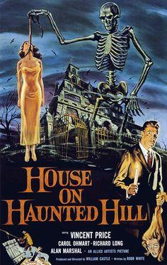 La mansión de los horrores (House on Haunted Hill), de William Castle, 1959