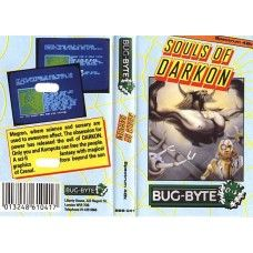 Souls of Darkon for ZX Spectrum from Bug-Byte