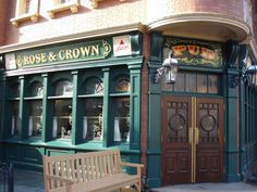 Menu Updates at the Rose and Crown Restaurant in Epcot!