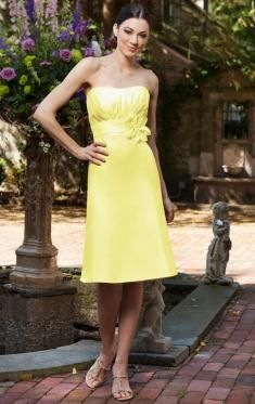 http://www.sheinbridaldress.co.uk/yellow-bridesmaid-dresses