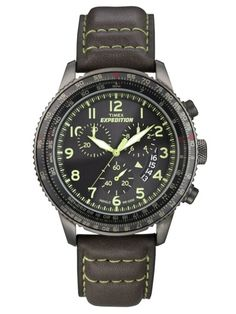 TIMEX EXPEDITION MILITARY CHRONO | T49895