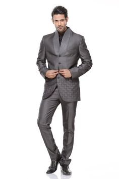New Men Customized Formal Blazer Trouser Wedding Indo Western Tuxedo Mens Jacket Tailor Made Groom Slim Fit Wedding Suits - Coat & Pant Only
