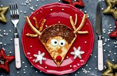 Ako motivovať deti k jedeniu? Použite pri stolovaní fantáziu. Pancakes, Breakfast, Food, Diet, Morning Coffee, Essen, Pancake, Meals, Yemek