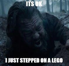 Stepped On A Lego #A, #Lego, #On, #Stepped