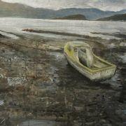 Granella at low tide