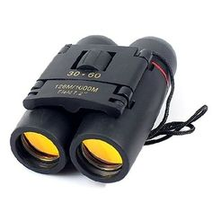 Day Night Vision 30 x 60 Zoom Outdoor Travel Folding Binoculars Telescope + bag for Like the Day Night Vision 30 x 60 Zoom Outdoor Travel Folding Binoculars Telescope + bag? Compact, Hiking Accessories, Telescopes For Sale, Night High, Binoculars For Kids, Night Vision Monocular, Wish Shopping, Plein Air, Wide Angle