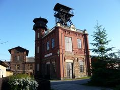 HORNICKÉ MUZEUM PŘÍBRAM www.muzeum-pribram.cz  silver mining museum, Příbram, CZ