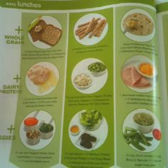 Easy lunches from diabetic living magazine