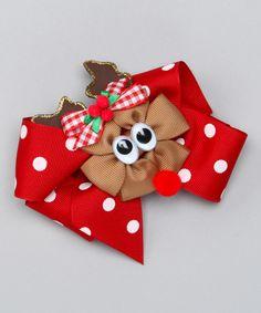 Reindeer Clip Set