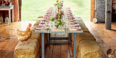 This Renovated Pennsylvania Barn Is the Ultimate Summer Hangout Spot. When you take a look inside th . Barn Parties, Barn Renovation, Sweet Home Alabama, Old Barns, Country Girls, Country Life, Event Decor, Country Decor, Decorating Tips