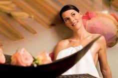 Schalber Rosenblütenbad -  Entspannen Sie mit Ihren Freundinnen Schalber Damenspa (Ladyspa)... exklusiv für Damen Wellness, Lady, Girlfriends, Mists, Women's