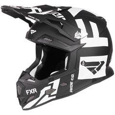 Medium FXR 2020 Clutch Evo Helmet Black//Charcoal//Electric Pink