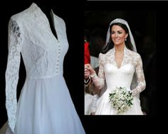 Vintage 70s Wedding Dress. Stunning Kate by Moxie2RunwayVintage, $699.24