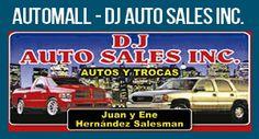 DJ Auto Sales Inc. – Inventario 15 al 21 de Julio de 2015  http://www.elperiodicodeutah.com/2015/07/auto-mall/dj-auto-sales-inc-inventario-15-al-21-de-julio-de-2015/
