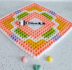 Crochet Flower Tutorial, Easy Crochet Patterns, Baby Knitting Patterns, Crochet Flowers, Teapot Cover, Yarn Shop, Vintage Patterns, Diy And Crafts, Blanket