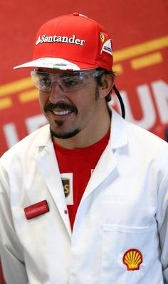 <3 Fernando Alonso Ferrari, Coat, Jackets, Fashion, Down Jackets, Moda, Sewing Coat, La Mode, Coats