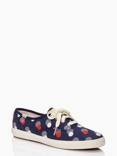 Trendy Womens Sneakers : keds for kate spade new york kick sneaker by Kate Spade