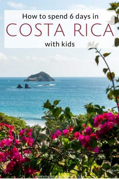 Planning to travel to Costa Rica? Here's how to spend an adventure-packed 6 days in Costa Rica with kids - or without. This full itinerary includes the top things to do in Costa Rica and offers family travel tips for visiting all the top attractions in Costa Rica. #costarica #familytravel #traveltips #CostaRicaitinerary Fun Places To Go, Places To Travel, Honduras, Bolivia, Family Vacation Destinations, Travel Destinations, Travel With Kids, Family Travel, Ecuador