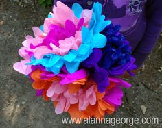 Cute eeBoo Crepe Paper Flower Kit. Great craft kit to give as a gift. Love eeBoo!!!