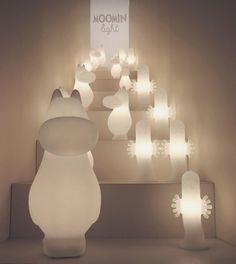 北欧で癒されよう♡「ムーミン」の可愛いランプ、見つけました!