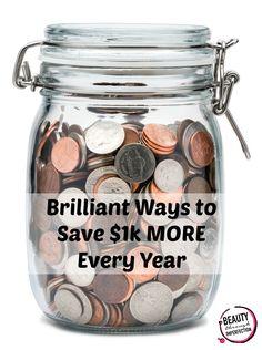10 Money saving tips - Beauty Through Imperfection