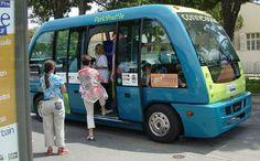 CityMobil2 Antibes, Transportation, Technology, Vehicles, Stylish, Public Transport, Characters, Salud, Tech