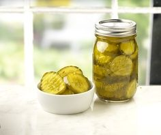 These sweet Bread and Butter Pickles will quickly become a family favorite!