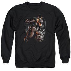 Batman Arkham Knight - Dark Knight Adult Crewneck Sweatshirt