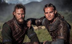 Ubbe and Hvitserk -- See Instagram photos and videos from Jordan Patrick Smith (@jordan_patrick_smith)