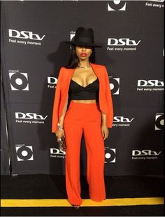 First Photos from the 2014 Channel O Africa Music Video Awards! Let the Show Begin – Niyola, Tiwa Savage, Patoranking and More Stars
