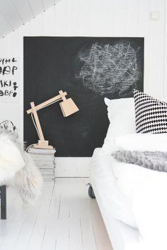 Muuto wooden lamp (Fonq)