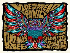 Widespread Panic + Umphrey's McGee - Nate Duval - 2015 ----