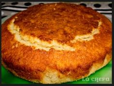 BIZCOCHO DE KÉFIR Kombucha, Dessert Recipes, Desserts, Matcha, Banana Bread, French Toast, Muffin, Favorite Recipes, Sweets