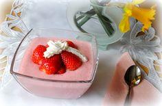 Simi´s Sattmacher: Erdbeer Mousse