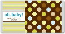 Baby Shower Party Favors - Free